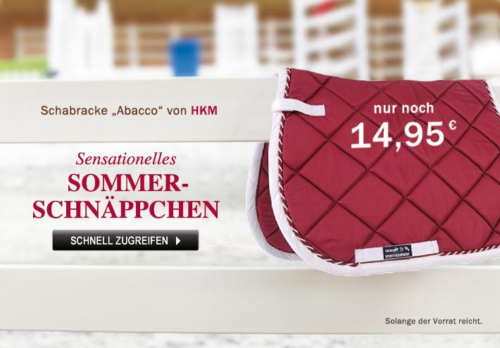 Schabracke Abacco von HKM