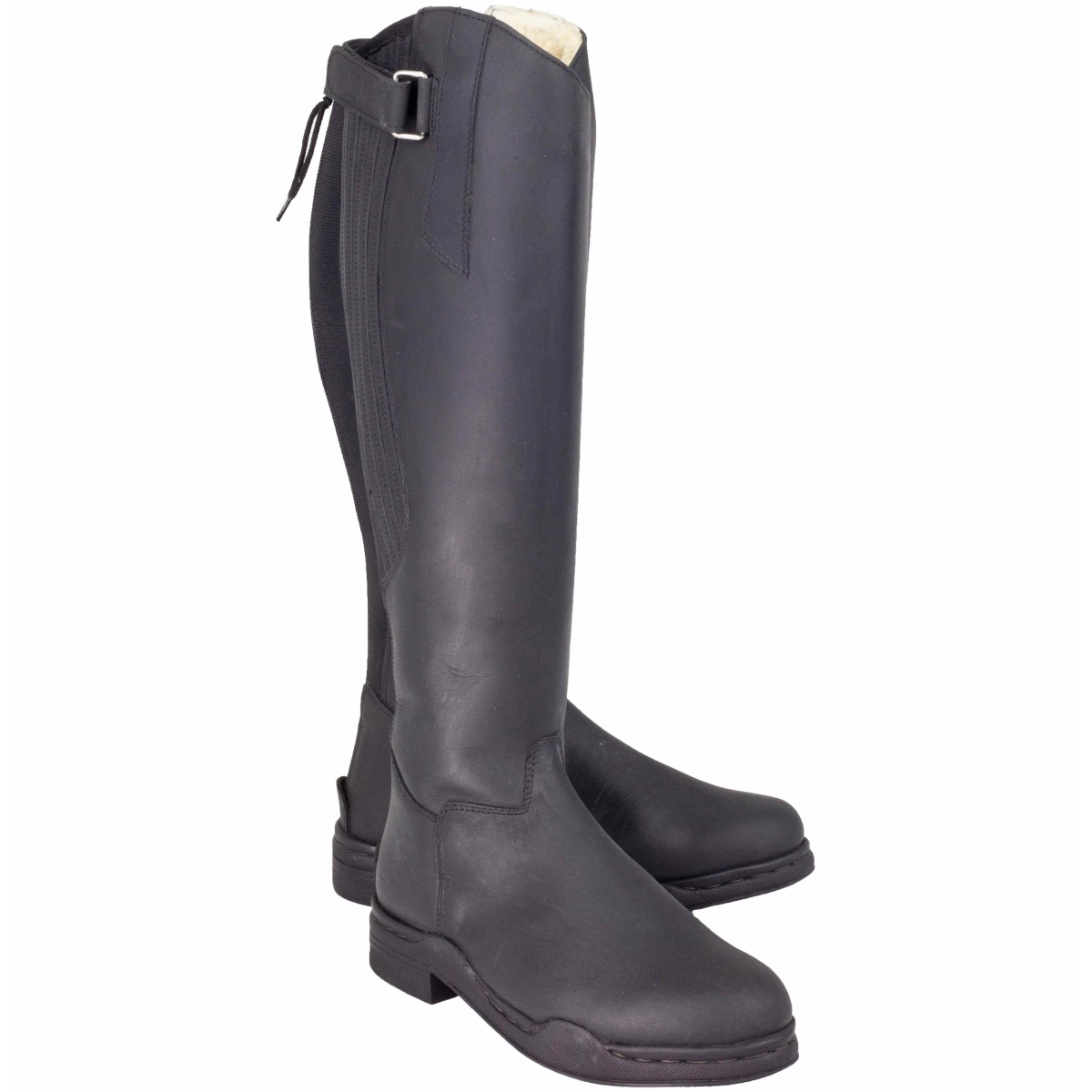 Damen Thermostiefel SIBERIA HKM by Reiterladen24 dunkelbraun 45